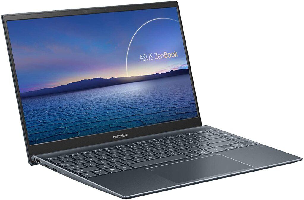 Asus ZenBook, un bon ordinateur portable pour devenir nomade digital.