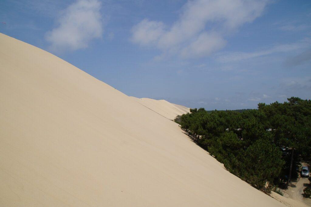 Dune du pilat à découvrir lors de votre road trip en France