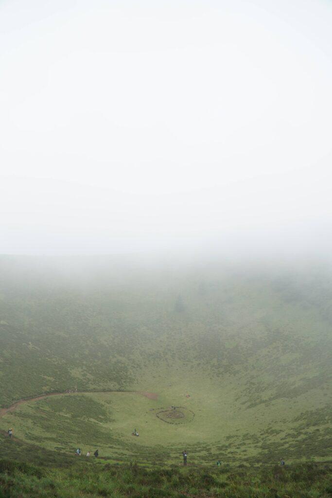 cratère puy pariou