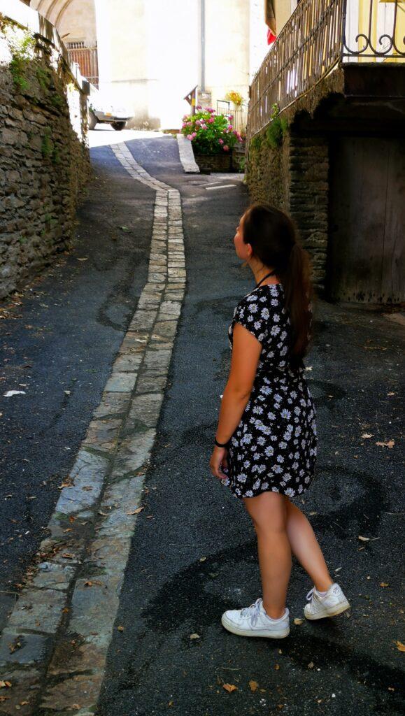 dans les rues de saint germain de calberte